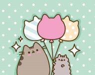 Pusheen-Cat-wallpaper-#04